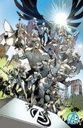 Avengers Mansion from Avengers Vol 1 690 002