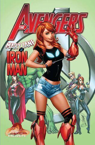 File:Avengers Vol 7 8 JSC Exclusive Mary Jane Variant C.jpg