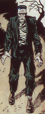 Baron Frankenstein (Earth-616) from Blonde Phantom Vol 1 14 0001