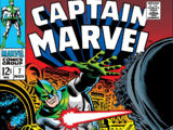 Captain Marvel Vol 1 7