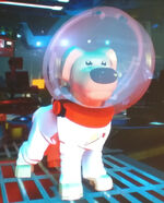Cosmo (Dog) (Earth-13122) from LEGO Marvel Super Heroes 2 0001