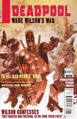 Deadpool: Wade Wilson's War Vol 1 1