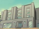 Department X Headquarters