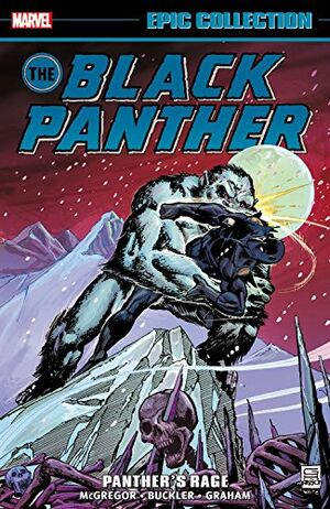 Epic Collection Vol 1 Black Panther 1