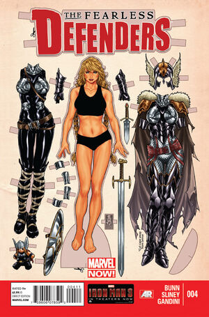 Fearless Defenders Vol 1 4