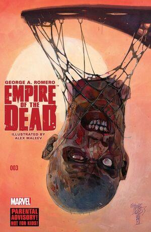 George Romero's Empire of the Dead Act One Vol 1 3