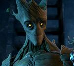 Groot (Earth-TRN626) from Marvel's Guardians of the Galaxy The Telltale Series 001