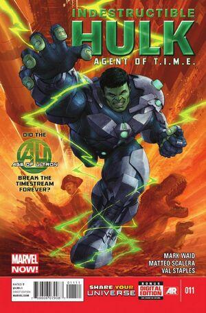 Indestructible Hulk Vol 1 11