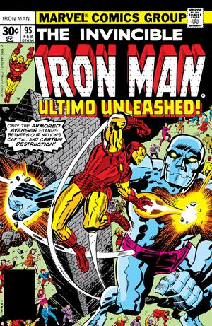 Iron Man Vol 1 95