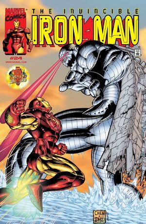 Iron Man Vol 3 24