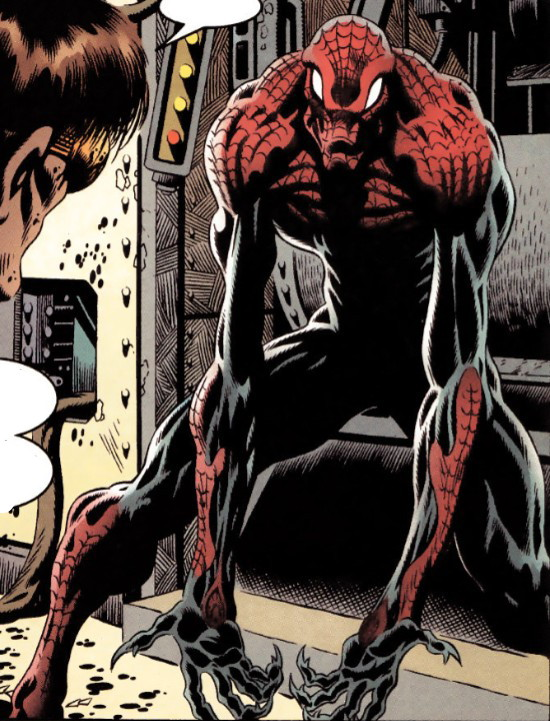 Jay T. Thomas %28Earth 20007%29 from Marvels Comics Group Spider Man Vol 1 1 - There really are so many more suits Insomniac can use in the next game.