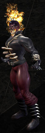 Johnathon Blaze (Earth-6109) from Marvel Ultimate Alliance 003