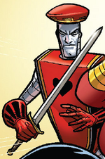 Knave (Crazy Gang) (Earth-616) from Deadpool & the Mercs for Money Vol 1 5 001