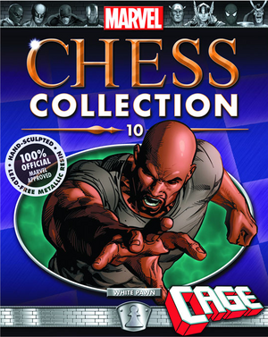 Marvel Chess Collection Vol 1 10