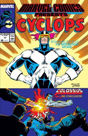 Marvel Comics Presents Vol 1 17