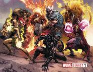 Marvel Legacy Vol 1 1 Deodato Wraparound Variant Textless