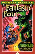 Marvel Selects Fantastic Four Vol 1 3
