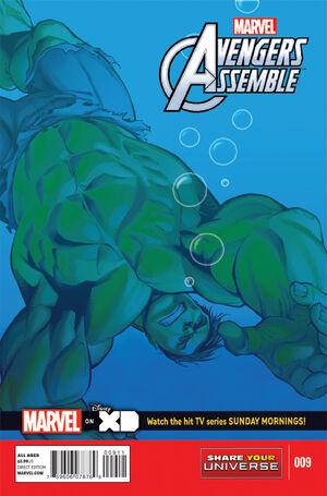Marvel Universe Avengers Assemble Vol 1 9