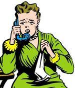 Mrs. Van Schyler (Earth-616) from All Winners Comics Vol 1 14 0001