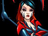 Black Widow's Symbiote (Earth-TRN562)