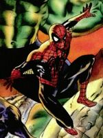 Peter Parker (Earth-13519) from Marvel Universe Millennial Visions Vol 1 1 001