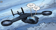 S.H.I.E.L.D. Jet from S.H.I.E.L.D. Vol 3 1 001
