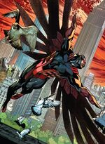 Samuel Wilson (Earth-616) from Avengers Vol 1 675 001