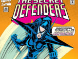 Secret Defenders Vol 1 22