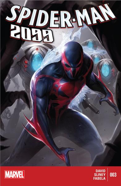 Spider-Man 2099 Vol 2 3