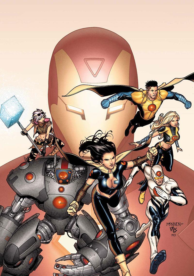 marvel comics in order
