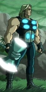 Thor Odinson (Earth-60808) from Ultimate Avengers 2 Rise of the Panther 0002
