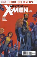 True Believers Wolverine & the X-Men Vol 1 1
