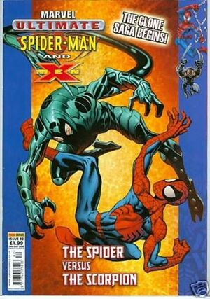 Ultimate Spider-Man and X-Men Vol 1 82