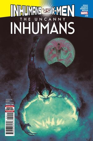 Uncanny Inhumans Vol 1 19