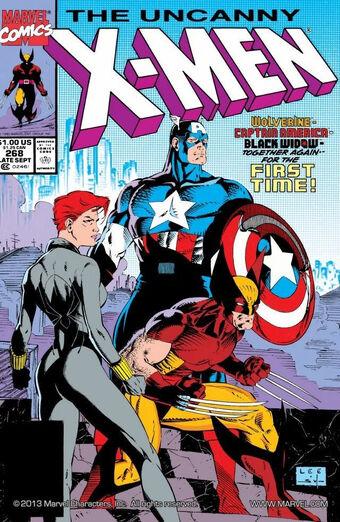 X-Men 268