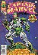 Untold Legend of Captain Marvel Vol 1 1