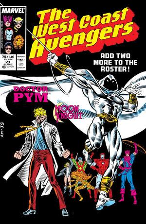 West Coast Avengers Vol 2 21