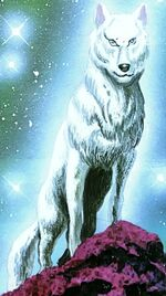 White Wolf (Weirdworld) from Marvel Comics Super Special Vol 1 11 0001