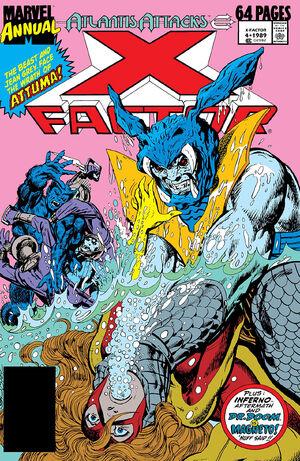 X-Factor Annual Vol 1 4