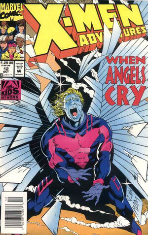 X-Men Adventures Vol 1 12