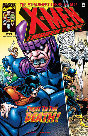 X-Men The Hidden Years Vol 1 11