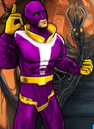 Aaron Nicholson (Earth-TRN461) from Spider-Man Unlimited (video game) 003