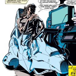 Alistaire Smythe (Earth-616) from Amazing Spider-Man Vol 1 368 001