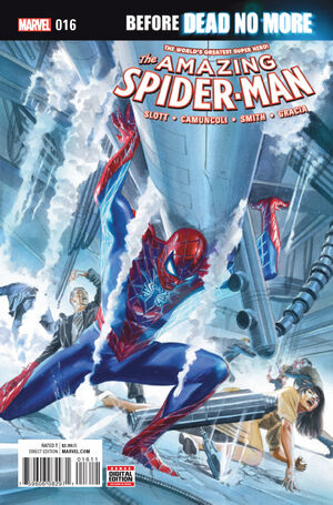Amazing Spider-Man Vol 4 16