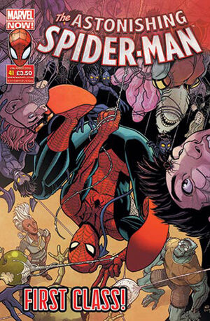 Astonishing Spider-Man Vol 5 41