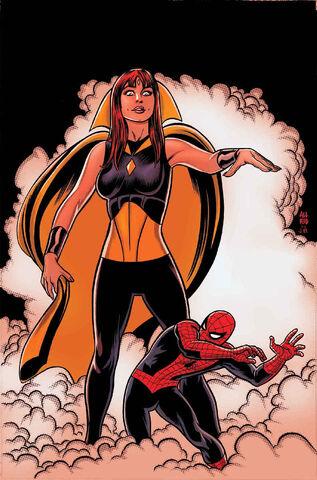 File:Avengers Vol 7 8 Mary Jane Variant Textless.jpg