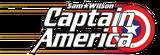 Captain America Sam Wilson (2015) logo