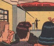 Centerville High School from Patsy Walker Vol 1 33