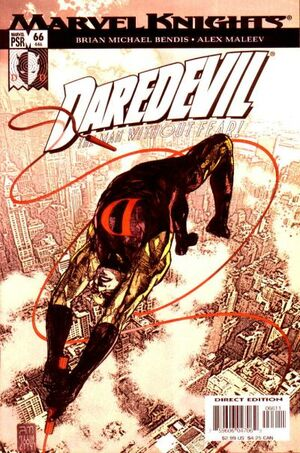 Daredevil Vol 2 66