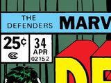 Defenders Vol 1 34